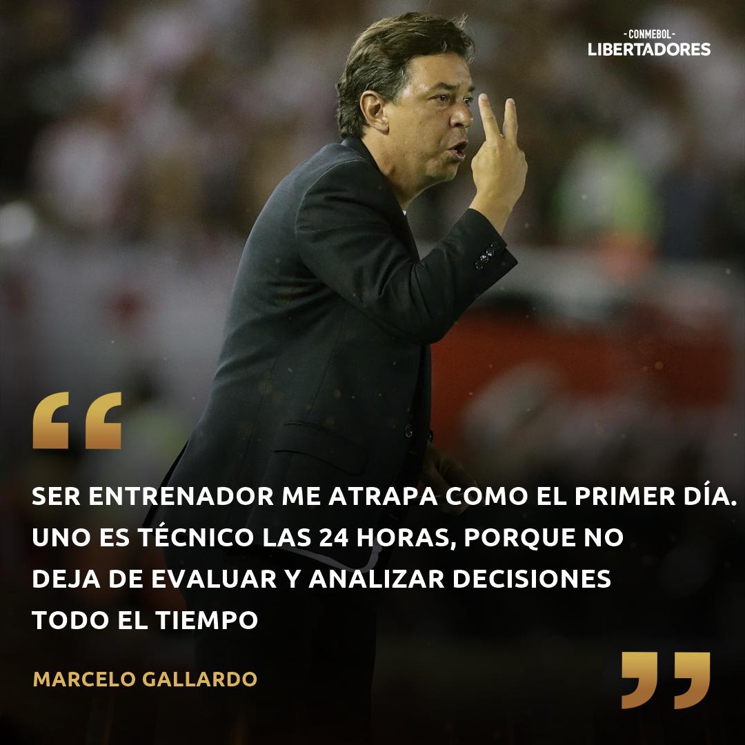Las 5 Mejores Frases De La Entrevista Con Marcelo Gallardo