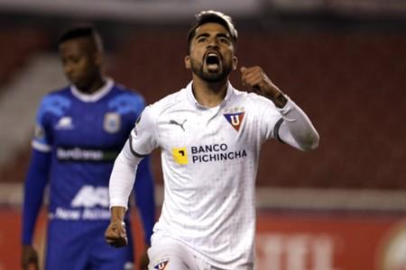 LDU Binacional Libertadores 2020