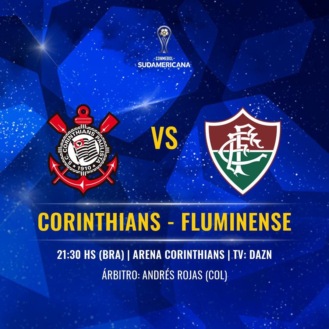 Corinthians vs Fluminense