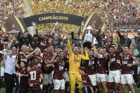 Flamengo campeón Libertadores Copa