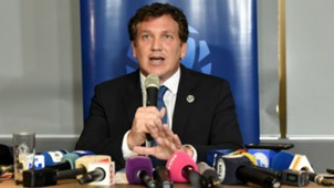 AFP Alejandro Domínguez presidente CONMEBOL