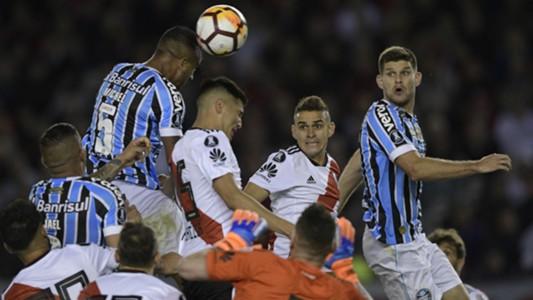 AFP River Plate Gremio Copa CONMEBOL Libertadores