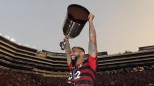 Gabriel Barbosa Flamengo Copa Libertadores