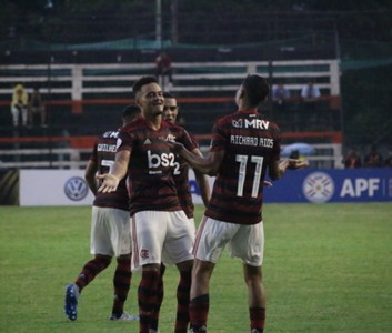 Flamengo Libertadores Sub 20