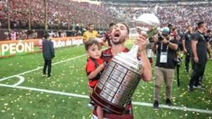 Everton Ribeiro Flamengo Copa Libertadores