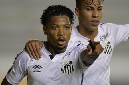 AFP Marinho Delfín Santos Libertadores 2020