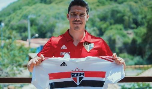 Hernanes volta ao São Paulo