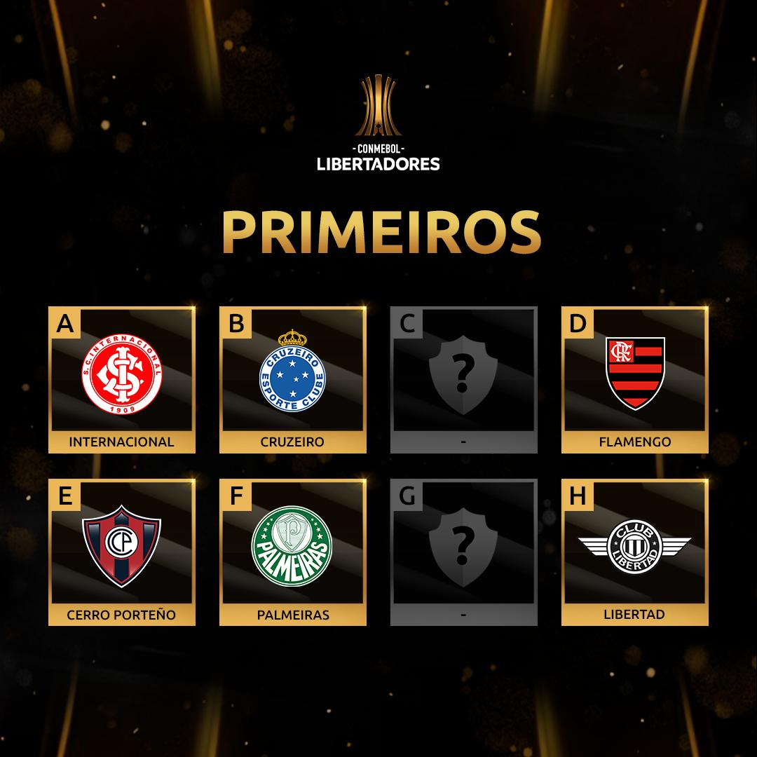 Primeiros Libertadores
