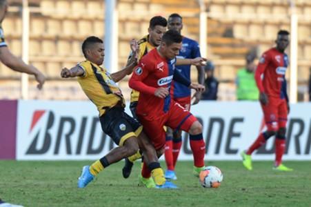 Táchira x DIM - Libertadores