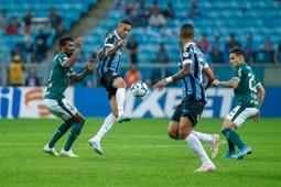 Grêmio vs Palmeiras Brasileirão