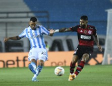 Racing Flamengo Libertadores 2020
