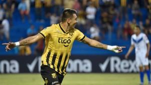 AFP Edgar Benitez Guarani Libertadores 2020
