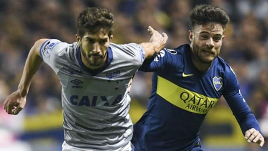 AFP Boca Juniors-Cruzeiro Copa Libertadores 2018