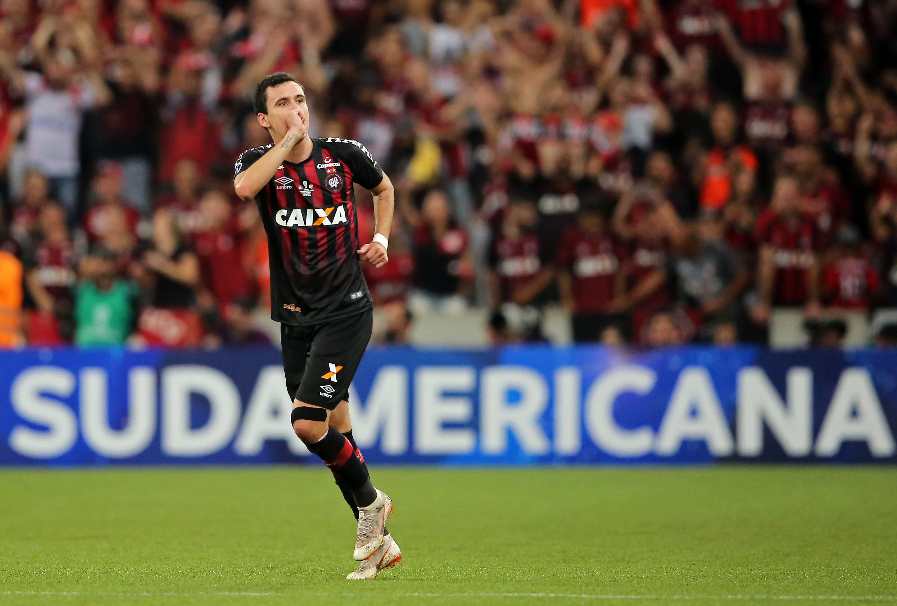 Athletico Paranaense Copa Sudamericana 2018