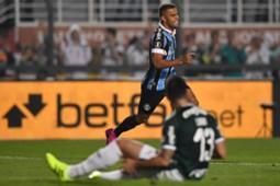 AFP Palmeiras Grêmio Alisson Copa Libertadores 2019