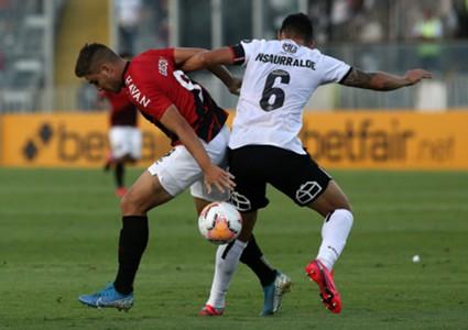 Athletico Paranaense - Colo Colo