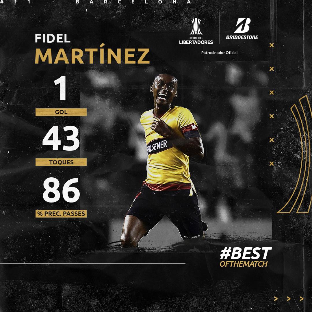 Martínez - Bridgestone