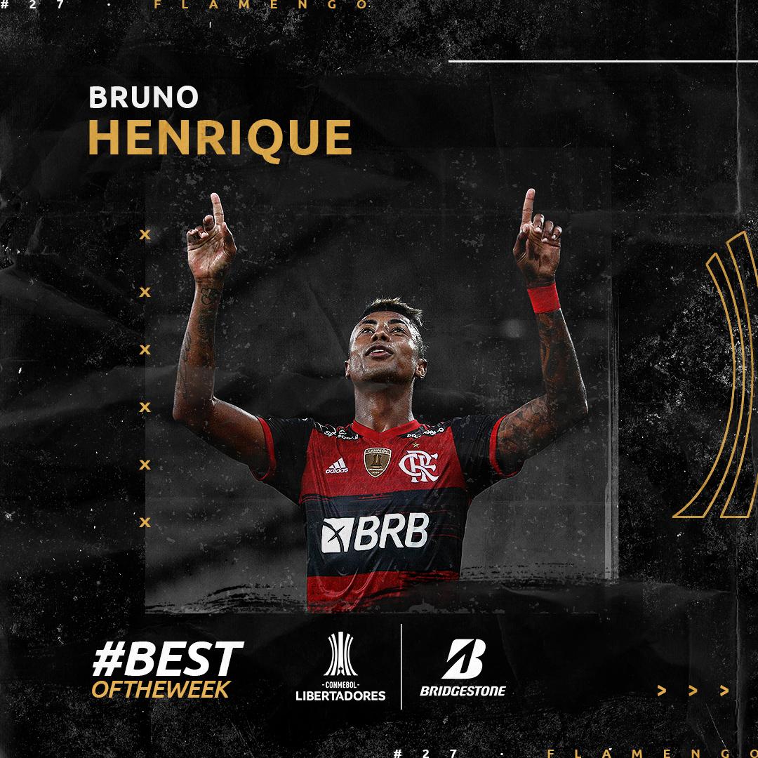 Bruno Henrique - Best