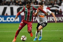 AFP Corinthians Fluminense CONMEBOL Sudamericana