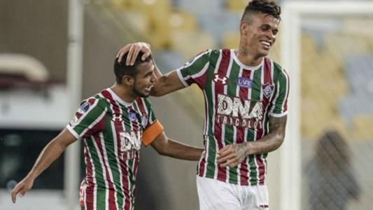 AFP Fluminense Nacional Copa CONMEBOL Sudamericana Junior Sornoza