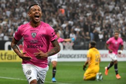 AFP Corinthians Independiente Del Valle Sul-Americana 2019