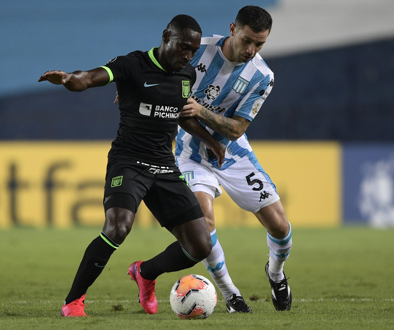 Racing Libertadores 2020