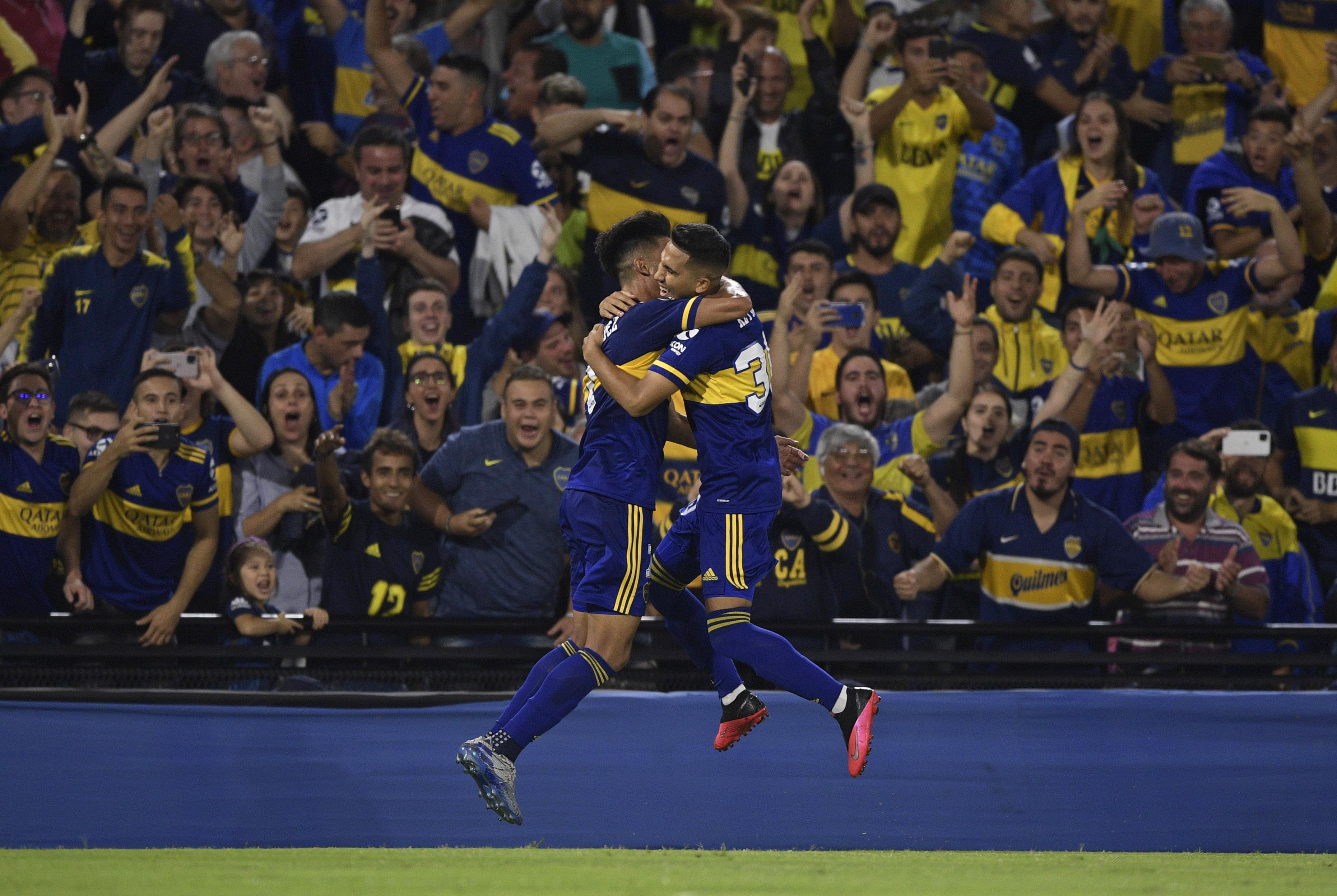 Boca Juniors - DIM
