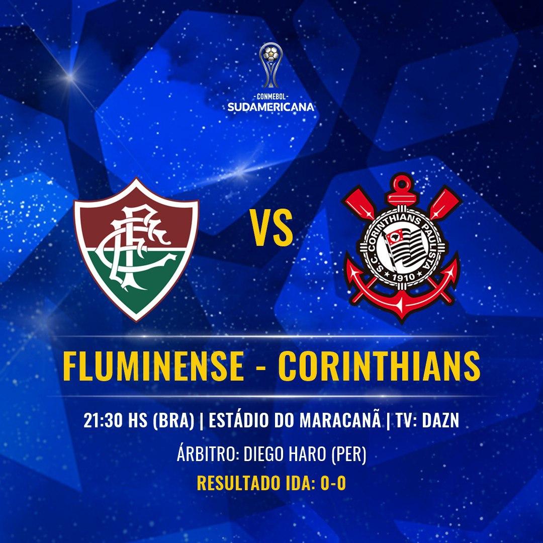 Fluminense vs Corinthians