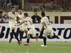 Federico Alonso Universitario CONMEBOL Libertadores 2020