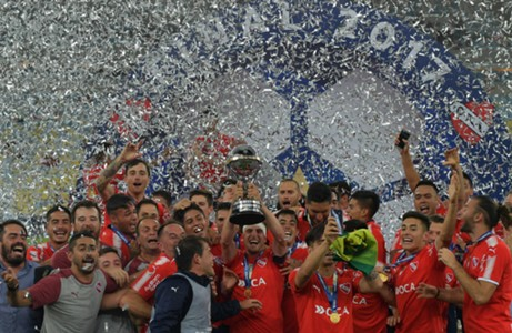 Independiente 2017 Sudamericana