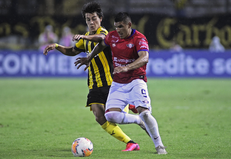 Jorge Wilstermann - Peñarol