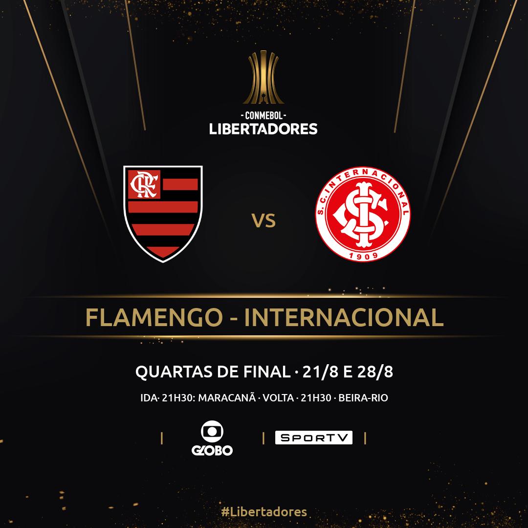 Flamengo x Inter