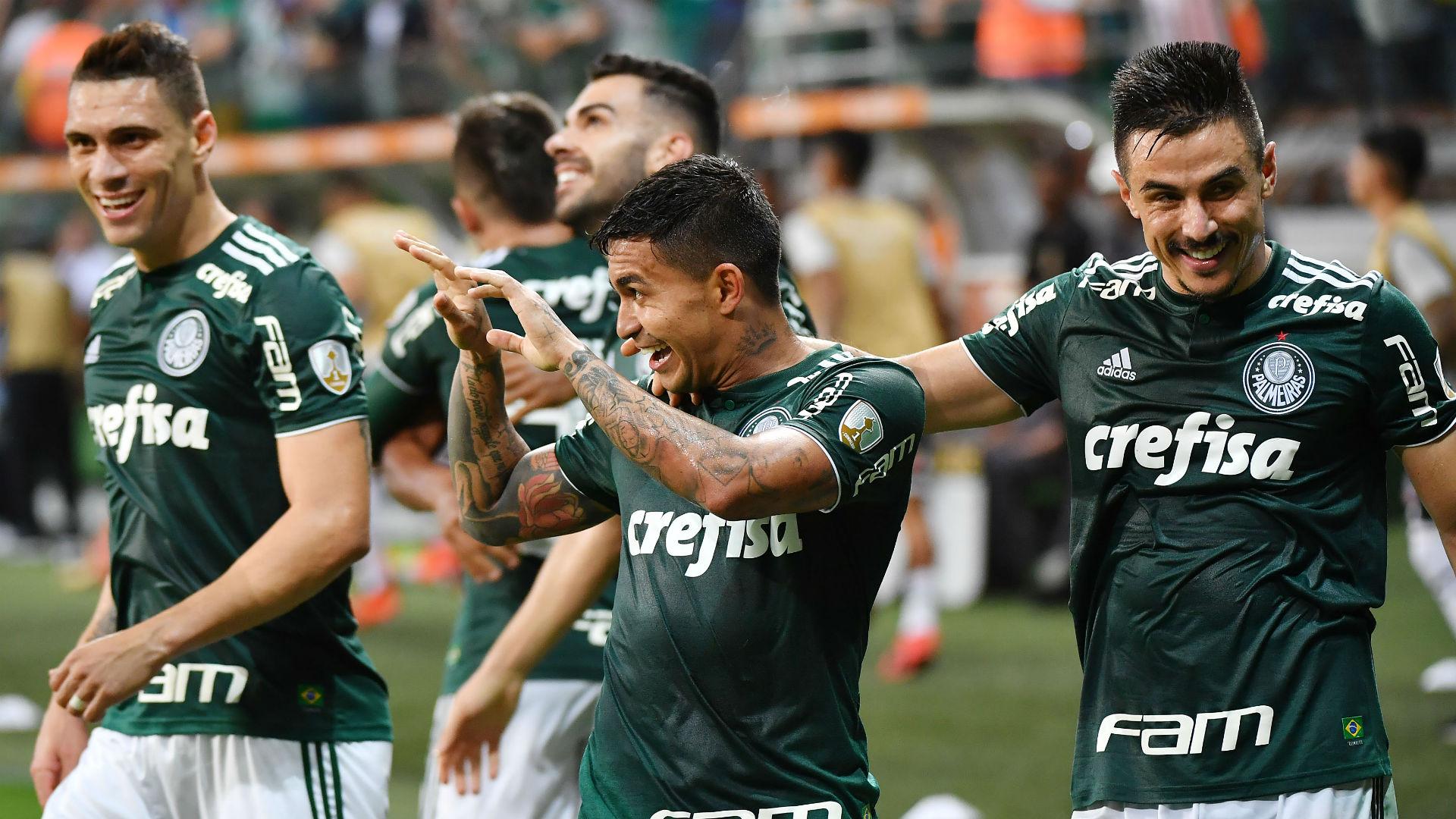 AFP Palmeiras Copa Libertadores 2019