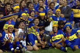AFP Boca Juniors campeão Sul-Americana 2005