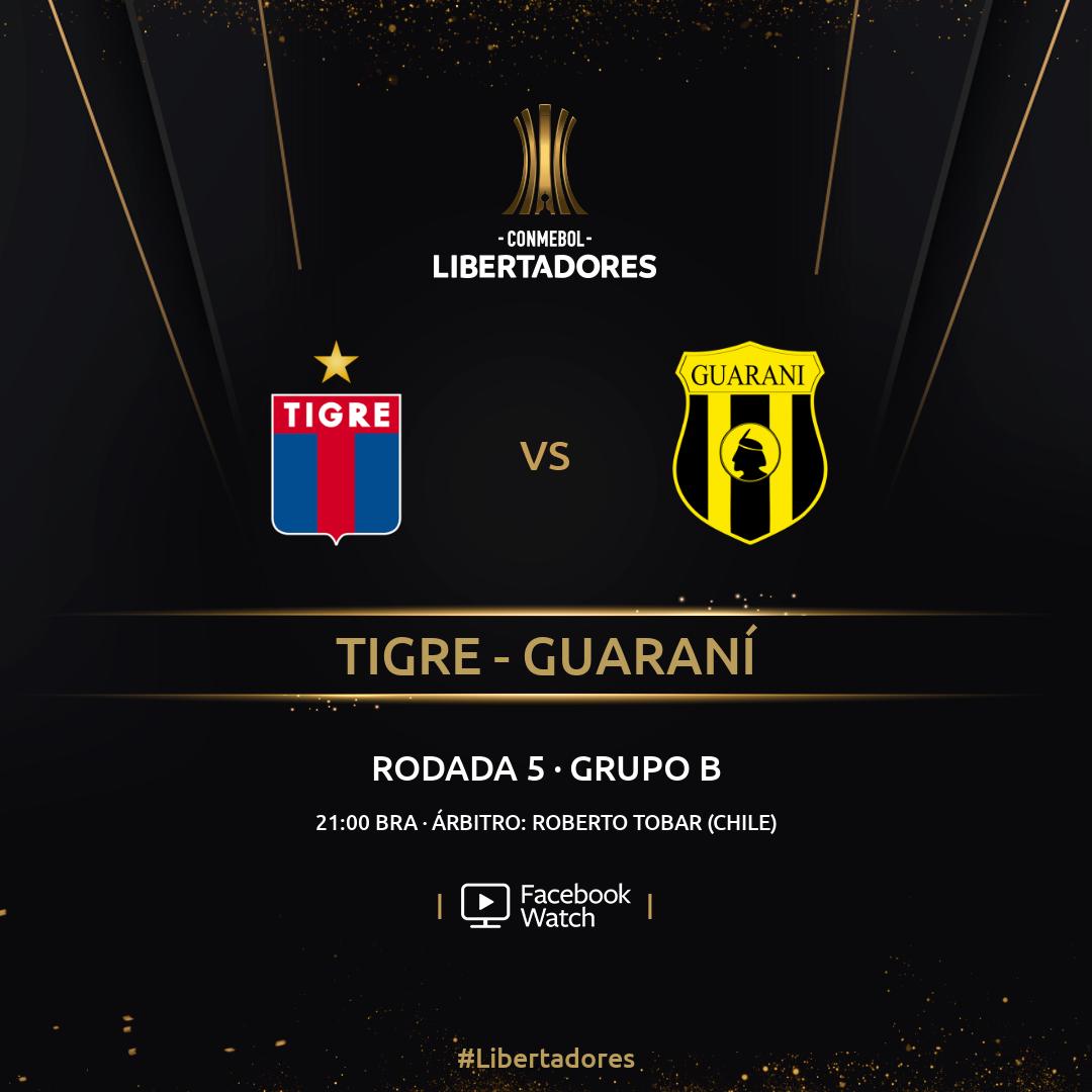 Tigre x Guaraní