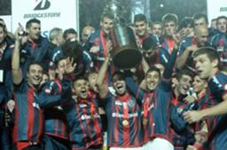 San Lorenzo campeón Libertadores 2014