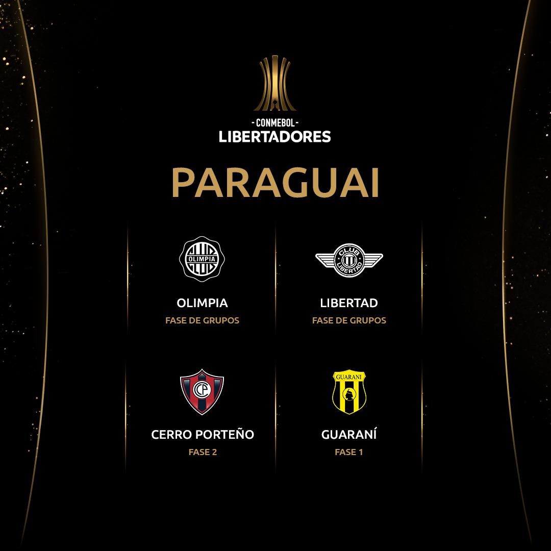 Paraguai - Libertadores