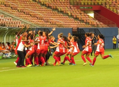 Audax - Libertadores Feminina