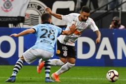 AFP Corinthians Montevideo Wanderers Copa Sul-Americana 2019