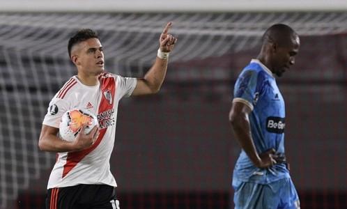 AFP River Plate Binacional Libertadores 2020