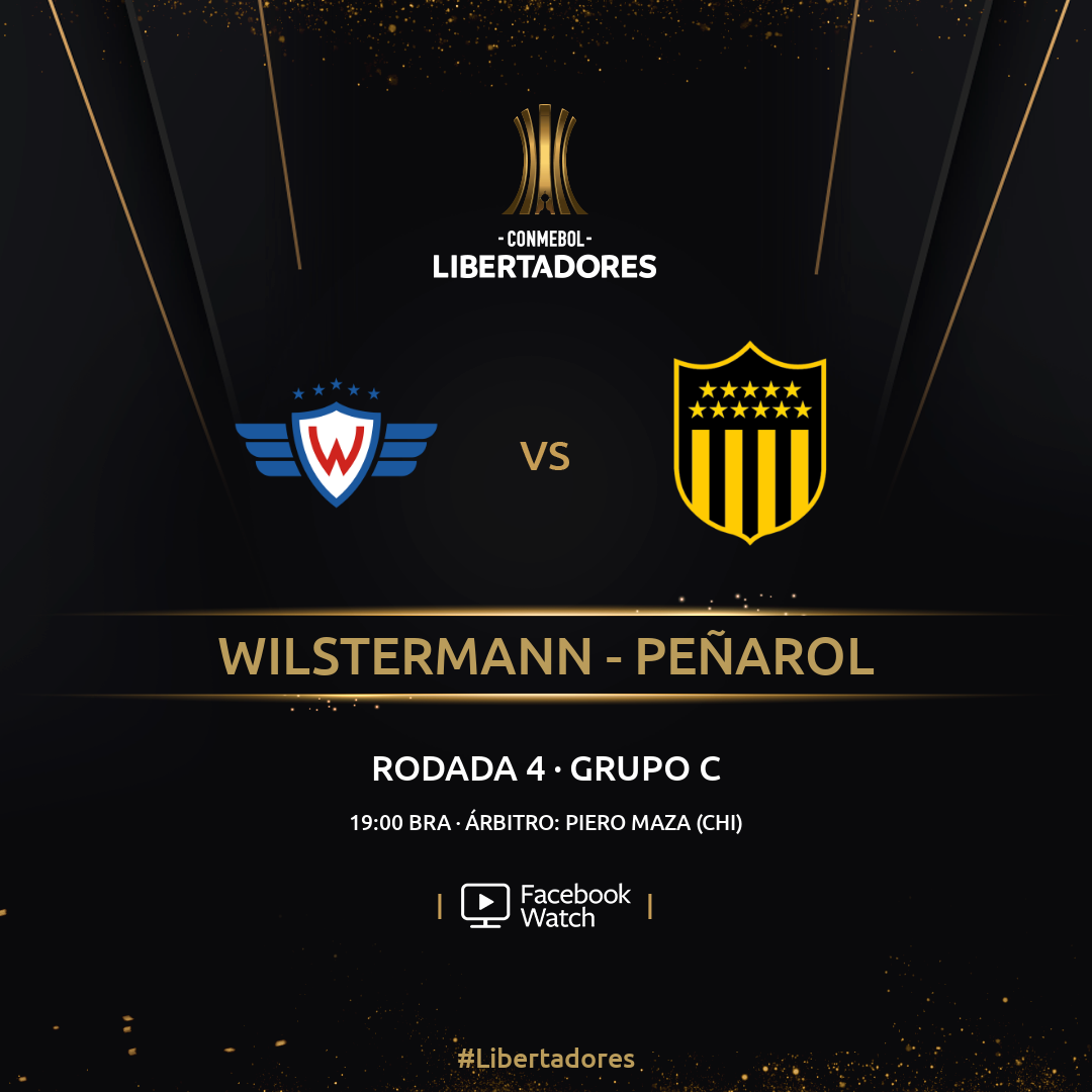 Wilstermann x Peñarol
