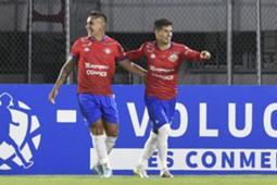 Jorge Wilstermann - Peñarol Fecha 4