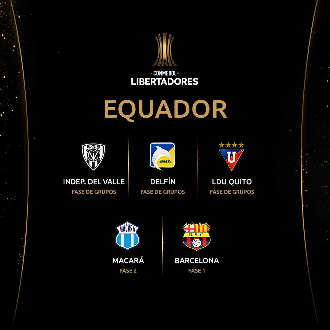 Equador - Libertadores