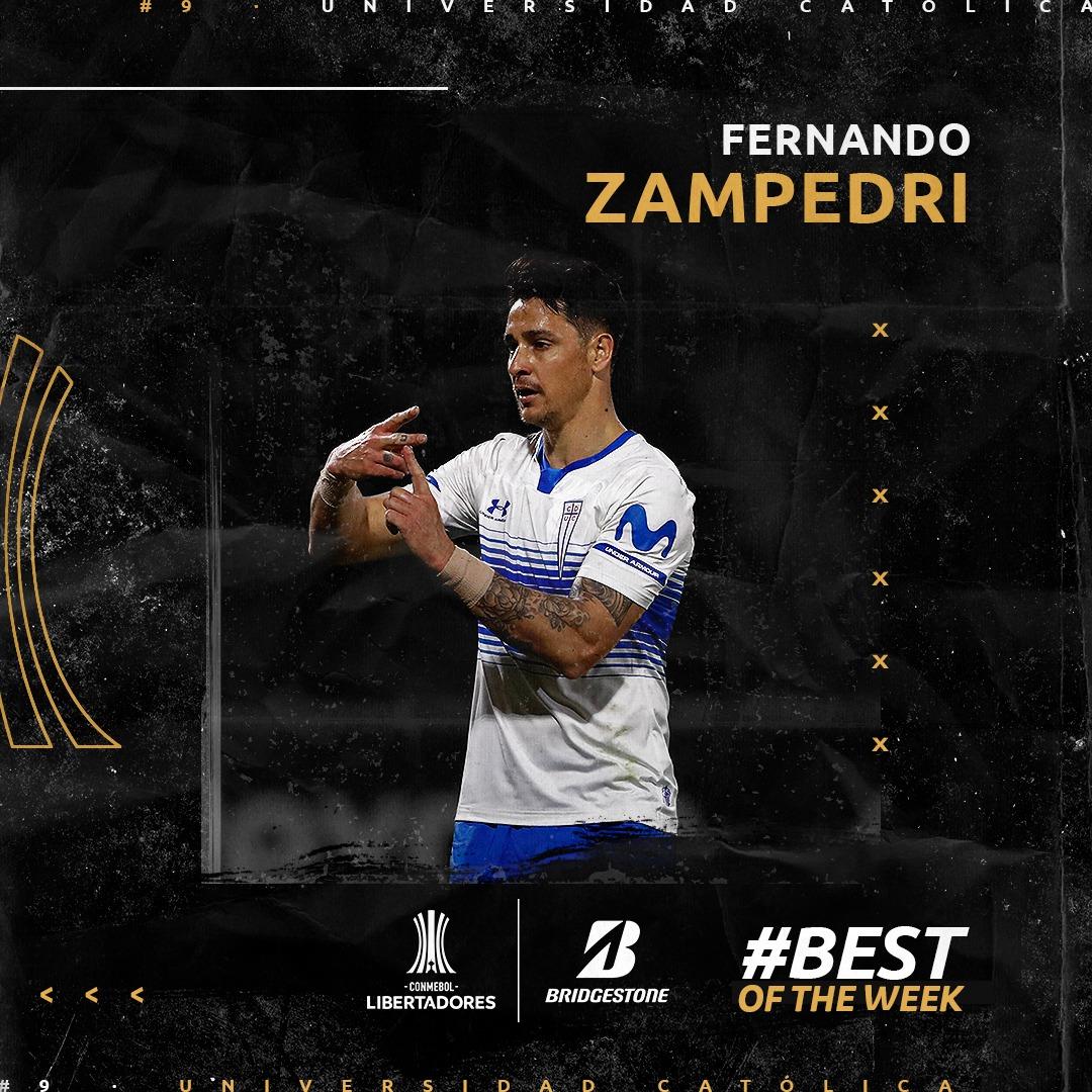 Zampedri - Best