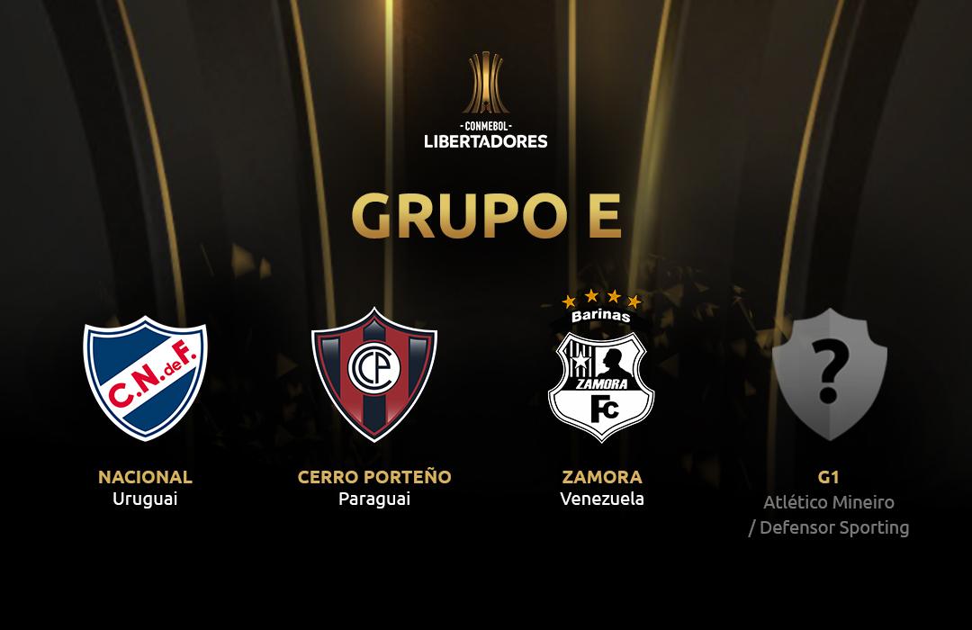 Grupo E Fase 3 Libertadores 2019