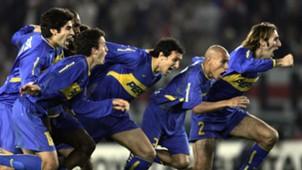 Boca Copa Libertadores 2004