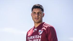 Enzo Pérez River Copa Libertadores