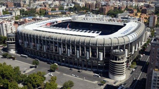 AFP Santiago Bernabéu River Boca Copa Libertadores 2018