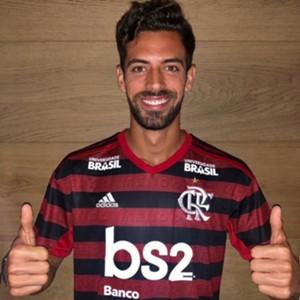 Pablo Marí, espanhol contratado pelo Flamengo