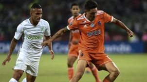 AFP Atlético Nacional Deportivo La Guaira Copa Libertadores 2019